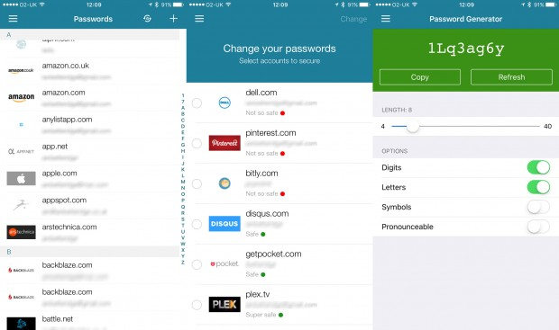 dashlane-app-screenshots